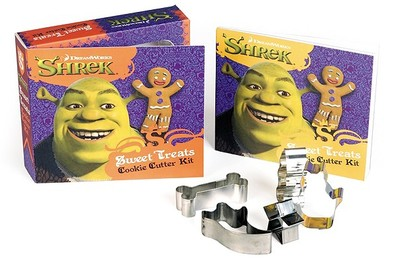 Shrek Sweet Treats Cookie Cutter Kit - De La Hoz, Cindy