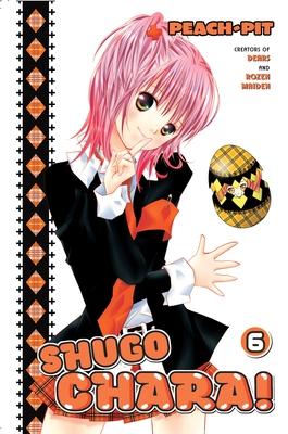 Shugo Chara, Volume 6 - Peach-Pit