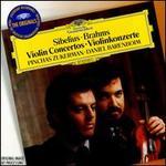 Sibelius, Brahms: Violin Concertos