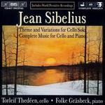Sibelius: Complete music for cello & piano