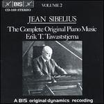 Sibelius: Complete Original Piano Music, Vol. 2