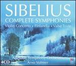 Sibelius: Complete Symphonies; Violin Concerto; Finlandia; Valse Triste