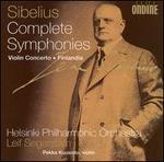 Sibelius: Complete Symphonies; Violin Concerto; Finlandia