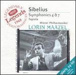 Sibelius: Symphonies Nos. 4 & 9; Tapiola