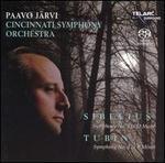 Sibelius: Symphony No. 2; Tubin: Symphony No. 5