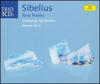 Sibelius: Tone Poems - Björn Bohlin (cor anglais); Soile Isokoski (soprano); Urban Claesson (clarinet); Gothenburg Symphony Orchestra;...