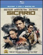 Sicario [Blu-ray/DVD] [2 Discs]