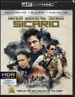 Sicario [Ultra HD Blu-ray] [2 Discs]