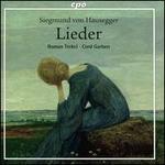 Siegmund von Hausegger: Lieder