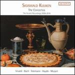 Sigiswald Kuijken: The Concertos - The Accent Recordings, 2006-2016
