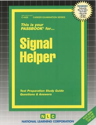 Signal Helper - Rudman, Jack