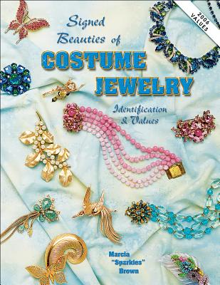 Signed Beauties of Costume Jewelry - Brown, Marcia, and Brown