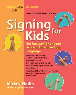 Signing for Kids - Flodin, Mickey