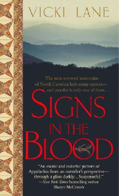 Signs in the Blood - Lane, Vicki