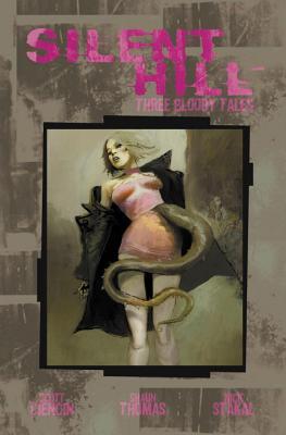 Silent Hill: Three Bloody Tales - Ciencin, Scott