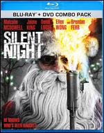 Silent Night [2 Discs] [Blu-ray/DVD] - Steven C. Miller