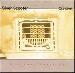 Silver Scooter & Cursive