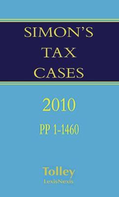 Simon's Tax Cases 2009: Set - Turpin, Aaron (Editor), and Hetherington, Stephen (Editor)