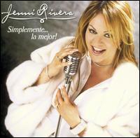 Simplemente... La Mejor [CD & DVD] - Jenni Rivera