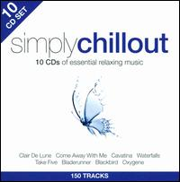 Simply Chillout [10 CD] - Various Artists