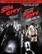 Sin City [4 Discs] [Blu-ray] - Frank Miller; Robert Rodriguez