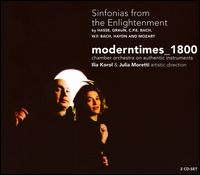 Sinfonias from the Enlightenment - moderntimes_1800 (chamber ensemble)