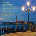 Sinfonie Concertanti per 2 flauti e orchestra