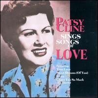 Sings Songs of Love - Patsy Cline