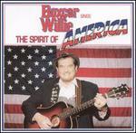 Sings Spirits of America