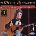 Sings the Great Jimmie Rodgers Songs