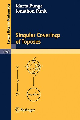 Singular Coverings of Toposes - Bunge, Marta