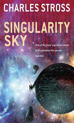 Singularity Sky - Stross, Charles