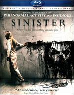 Sinister [Includes Digital Copy] [Blu-ray]