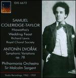 Sir Malcolm Sargent Conducts Coleridge-Taylor