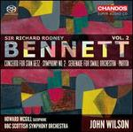 Sir Richard Rodney Bennett: Orchestral Works, Vol. 2