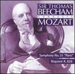 Sir Thomas Beecham Conducts Mozart
