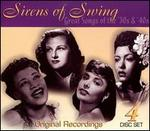 Sirens of Swing: Great Songs of the 30's & 40's - 4 Disc Set