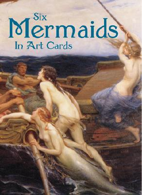 Six Mermaids in Art Cards - Burne-Jones, Edward