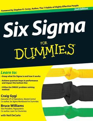 Six SIGMA for Dummies - Gygi, Craig
