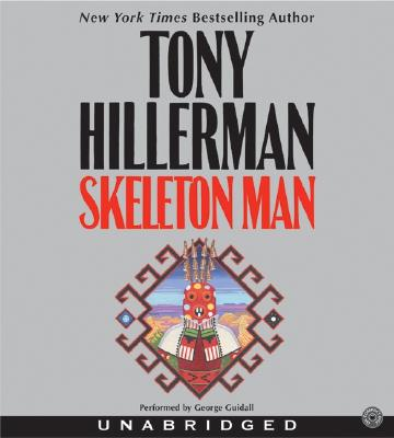 Skeleton Man CD - Hillerman, Tony, and Guidall, George (Read by)