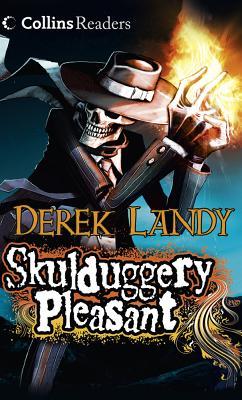 Skulduggery Pleasant - Landy, Derek