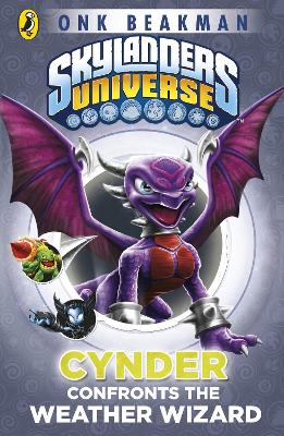Skylanders Mask of Power: Cynder Confronts the Weather Wizard: Book 5 -