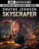 Skyscraper [Includes Digital Copy] [4K Ultra HD Blu-ray/Blu-ray]