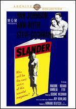 Slander - Roy Rowland