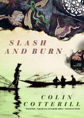 Slash and Burn - Cotterill, Colin, and Chafer, Clive (Read by)