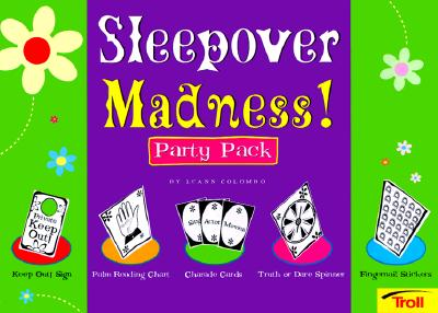 Sleepover Madness Party Pack - Colombo, Luann