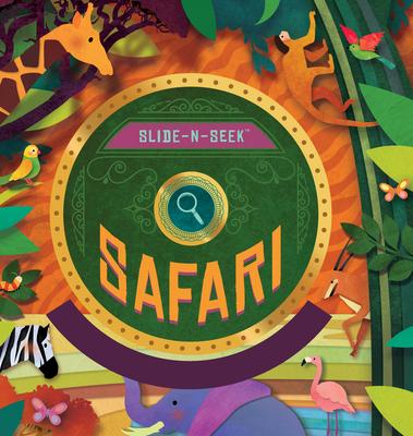 Slide-N-Seek: Safari: What Will You Spot On Your African Safari? - Miles, David