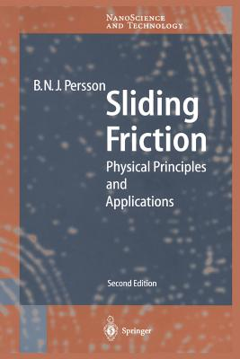 Sliding Friction - Persson, Bo N.J.