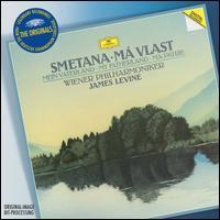 Smetana: Má Vlast - Wiener Philharmoniker; James Levine (conductor)