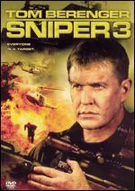 Sniper 3 - Craig R. Baxley